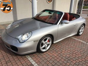 PORSCHE 911/996 CARRERA 4S CABRIOLET 2003