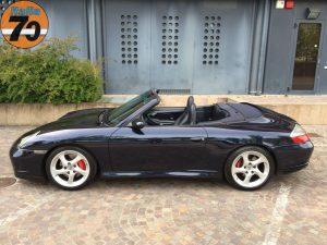 PORSCHE 911/996 CARRERA 4S CABRIOLET 2004