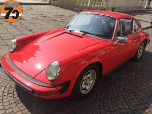PORSCHE 911 2.7 COUPE' 1974
