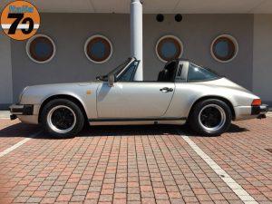 PORSCHE 911 SC TARGA 1983