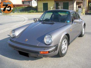PORSCHE 911 CARRERA COUPE' 1986