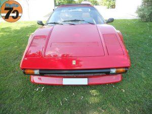 FERRARI 308 GTS QUATTROVALVOLE 1985