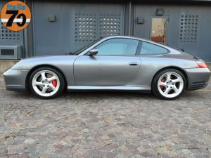 PORSCHE 911/996 4S COUPE' 2002
