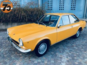 FIAT 124 SPORT COUPE' 1967