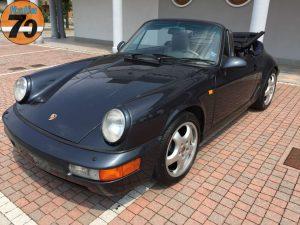 PORSCHE 911/964 CARRERA 4 CABRIOLET 1990
