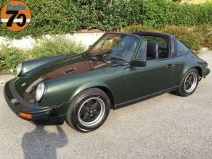 PORSCHE 911 SC TARGA 1979