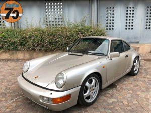 PORSCHE 911/964 COUPE' 1990