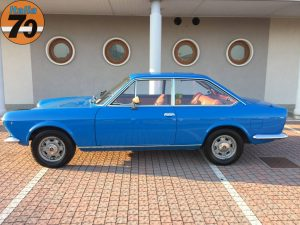 FIAT 124 SPORT COUPE' 1969