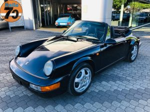 PORSCHE 911/964 CARRERA 4 CABRIOLET MKII 1992